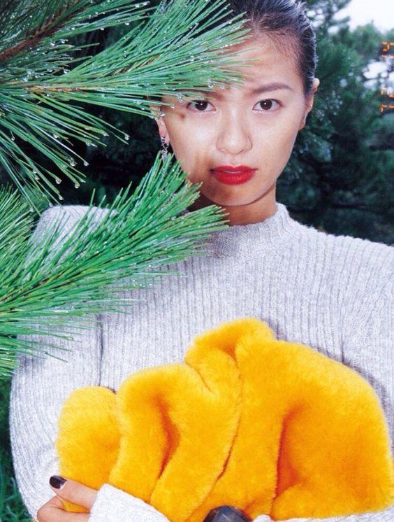 モデルショットな榮倉奈々