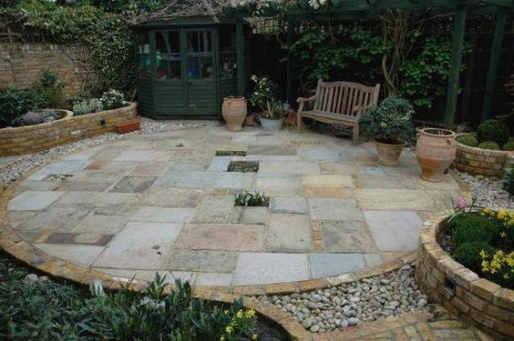 for Circular garden designs