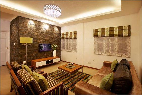 Residential interior design modern interiors and stone for Residential interior design ideas