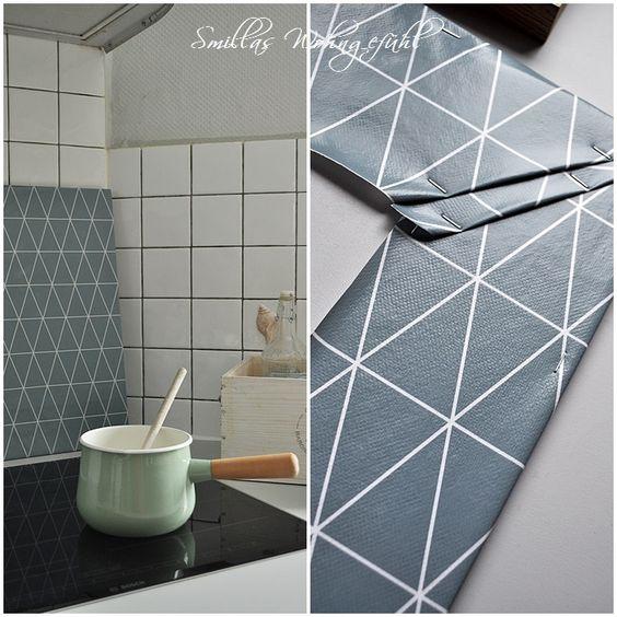 ENDLICH! neue alte Küche mit Kreidefarbe Design city, Interiors - spritzschutz küche ikea