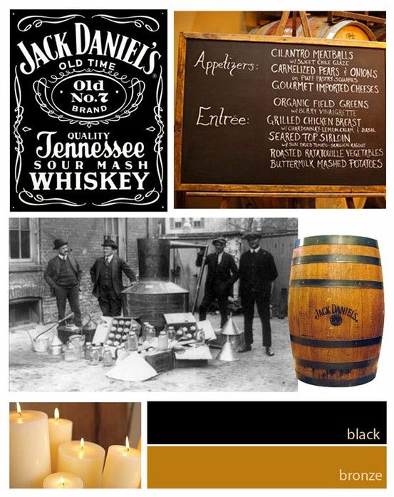 jack daniels 40th - Anyone that really knows me understands why I repinned this here :-)