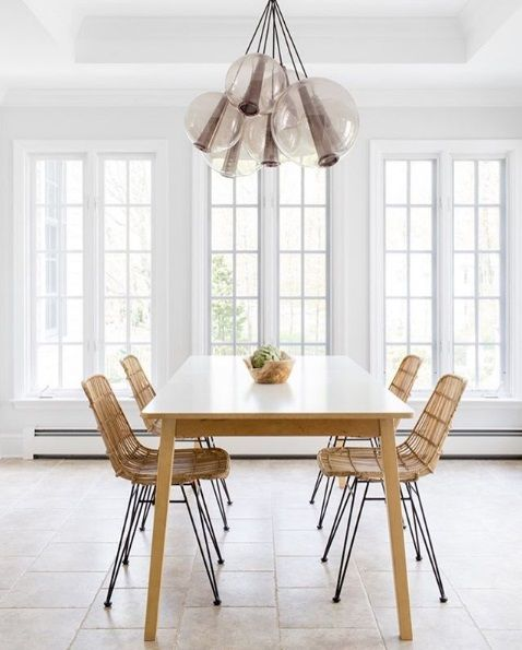 Pin By Lillian August On Summer House Home Decor Dining Chairs
