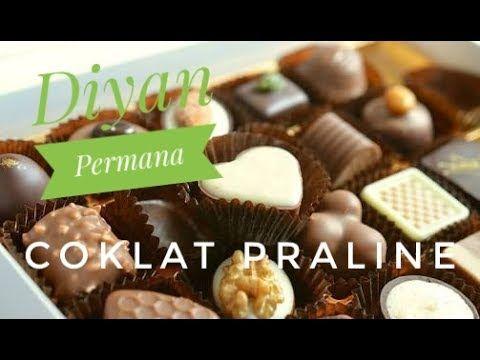 Resep Lebaran Cara Membuat Coklat Praline Pralines Food Chocolate