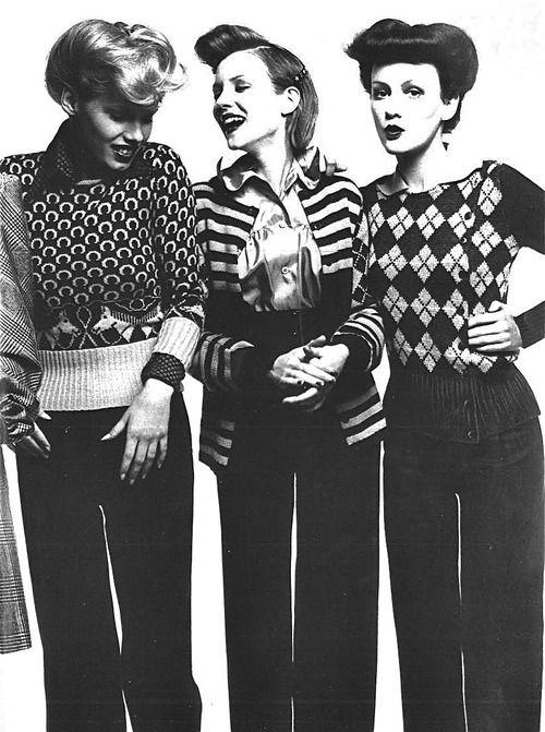 Paris Vogue, 1972, by Guy Bourdin
