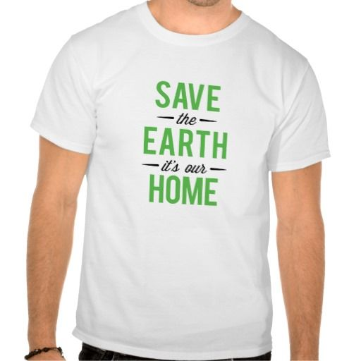 Save the Earth it's our Home - #gogreen #earth #world #eco