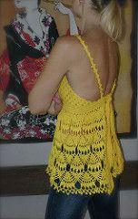Sunny Crochet Top2 (Tancha2007) Tags: