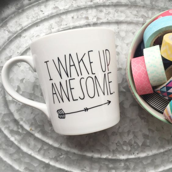 Awesome Mug | Plus Size Life