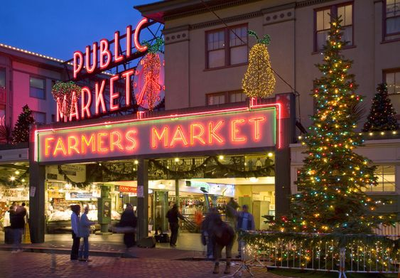 There are plenty of ways to enjoy the winter holiday season in Seattle and Tacoma, Washington, from festive concerts to Christmas parties and events.