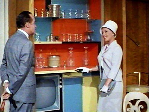 "Bob Hope & Lana Turner in ""Bachelor in Paradise"" (1961)"