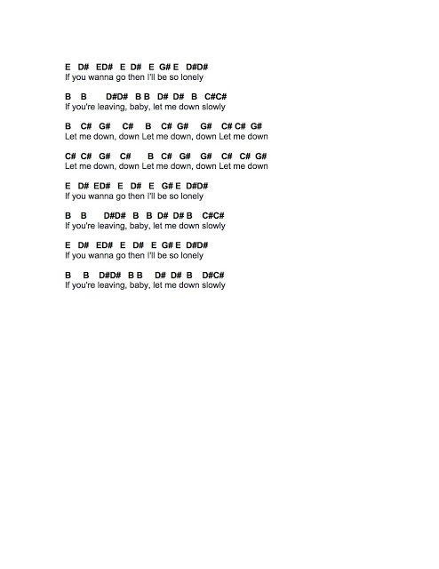Flute Sheet Music Alec Benjamin Piano Notes Songs Piano Sheet