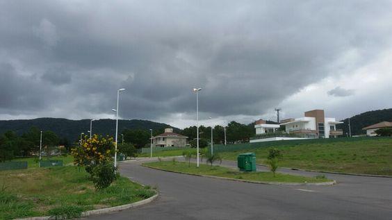 Céus de Florianópolis