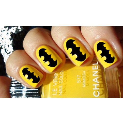 Batman Nails!