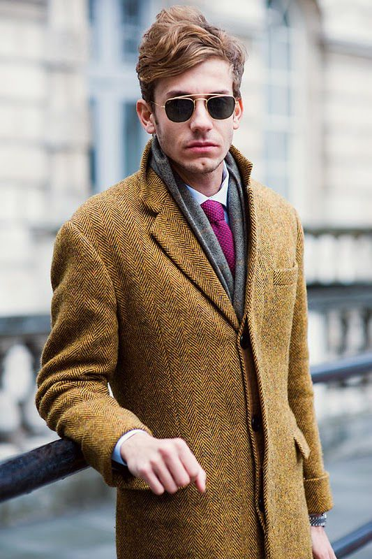 gold tweed. | lookbook | for the boys. | Pinterest | Ties White