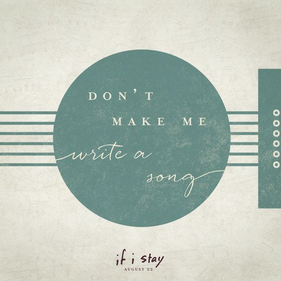 """Please, Mia…"" #IfIStay"