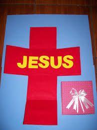 molde da caixa presente evangelistica - Pesquisa Google