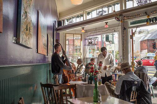 San Francisco North Beach Jazz II Photo Emmett Anderson http://www.flickr.com/photos/emmettanderson/