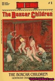 Loved these books. I was convinced I had to live in a boxcar at some point in my life. Luckily that phase didn't last.