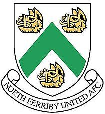 North Ferriby United Association Football Club is an English association football club based in North Ferriby, near Kingston upon Hull, in the East Riding of Yorkshire. They were formed in 1934. They reached the Northern Premier League for the first time in 2005 after winning the Northern Premier League Division One. In 2013, North Ferriby won promotion to the Conference North