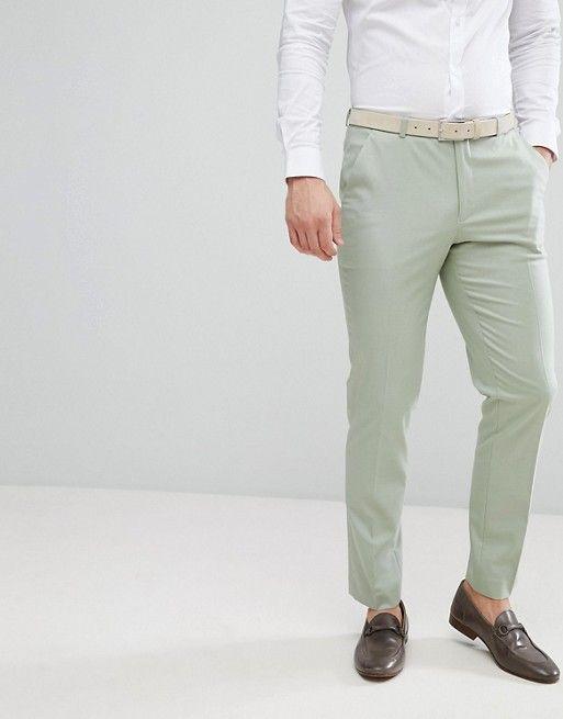 Sage Green Pant Suit