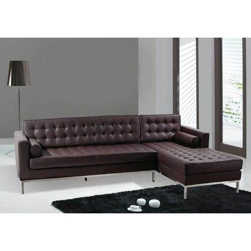 Teak Wood Contemporary L Shaped Sofa Rs 25000 Piece Galaxy Furniture Id 17425 Leather Living Room Furniture Living Room Leather Contemporary Leather Sofa
