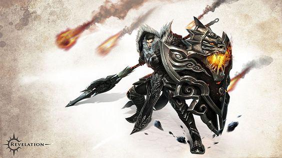 Revelation Online annonce sa bêta fermée - My.com et NetEase, éditeur et…