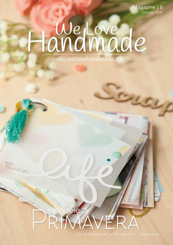 "Magazine ""We Love Handmade"" de Marzo"