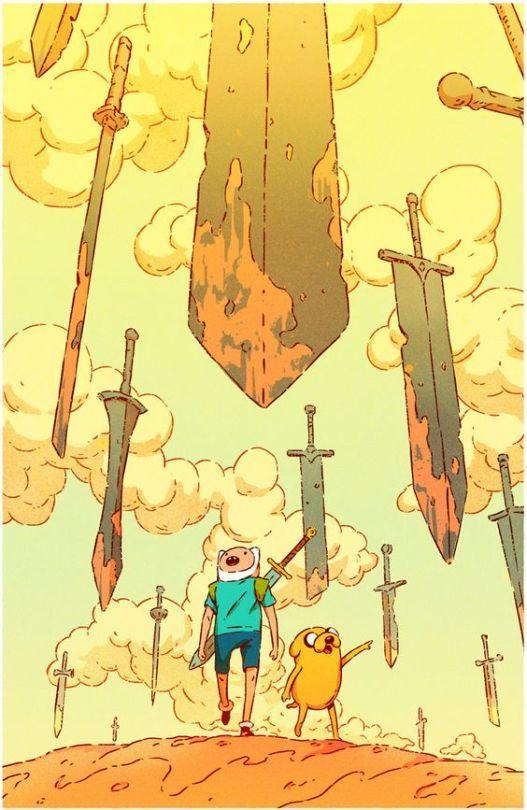 Adventure Time Desenhos Hora De Aventura Desenhos Cartoon