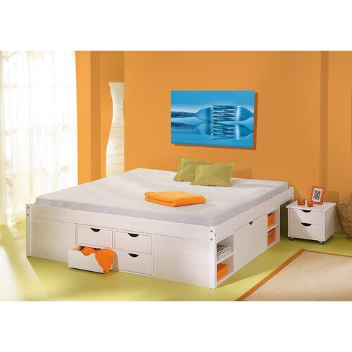 Isabelle Max Funktionsbett Thomas Double Bed With Storage Bed Frame With Storage Solid Wood Bunk Beds