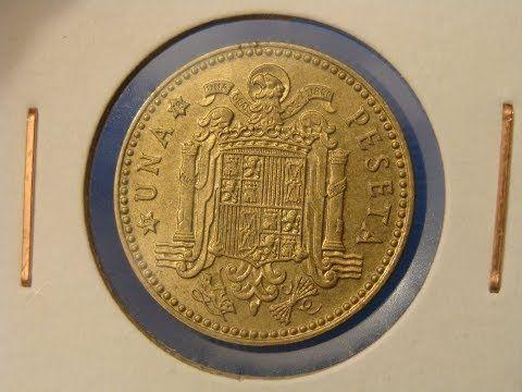 Pin En Monedas Españolas