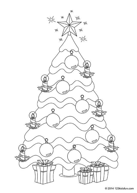 Christmas 123 Kids Fun Apps Free Christmas Coloring Pages Christmas Coloring Pages Christmas Coloring Sheets