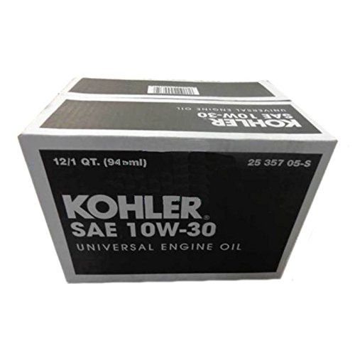 Case Of 12 Quarts Kohler 25 357 05s Lawn Mower Engine Oil Sae 10w30 You Can Get Additional Details At The Image Link Thi Kohler Oils Rv Replacement Parts