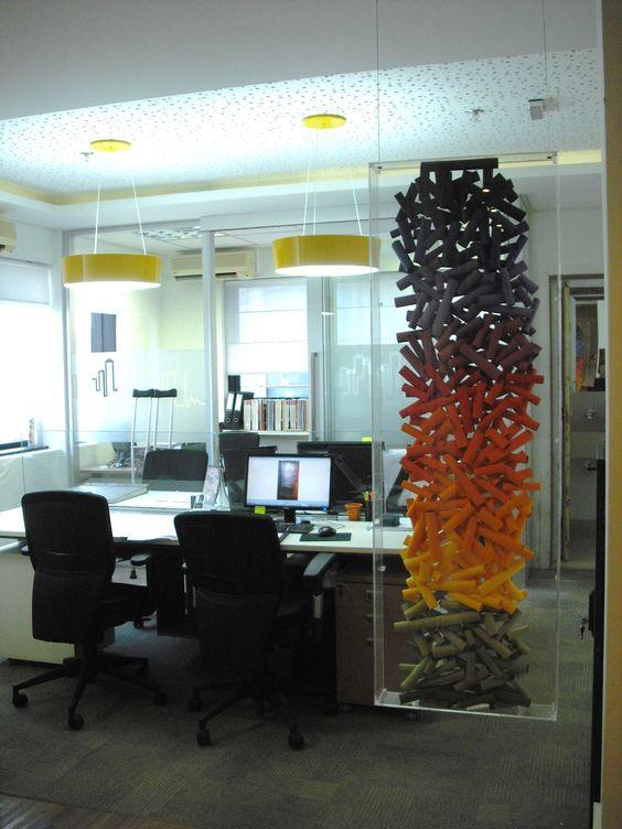 Origami office - MacQuillin