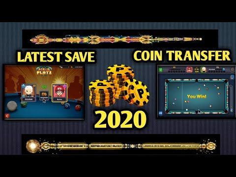 8 Ball Pool Unlimited Coins Transfer Trick 100 Safe 2020 Pool Balls Pool Coins Pool Hacks