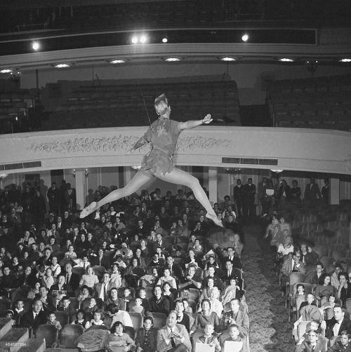 Mary Martin, Peter Pan. NBC, 1960.