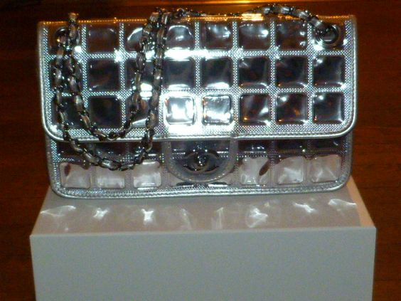CHANEL toujours 2.55 Ice Cube !!!!!! Sublimissime !!!!!!!!!!!!