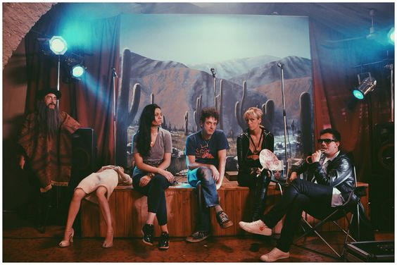 GUSTAVO CERATI: Backstage rodaje videoclip RAPTO.  Álbum: Fuerza Natural…