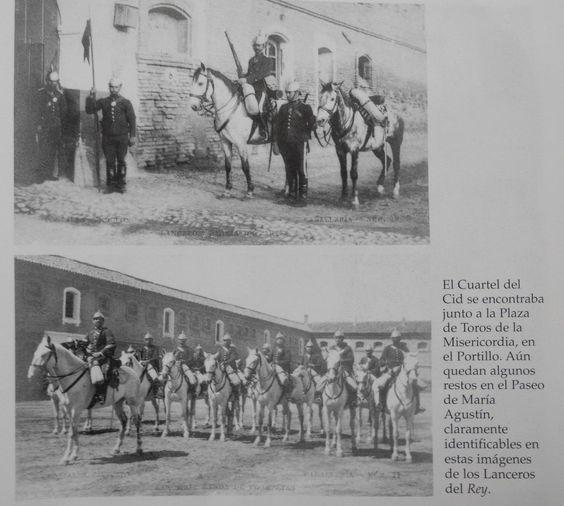 Regimiento del Rey. Cuartel del Cid