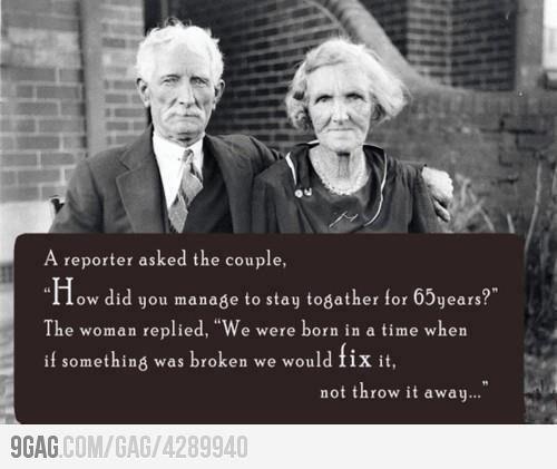 Successful marriage advice