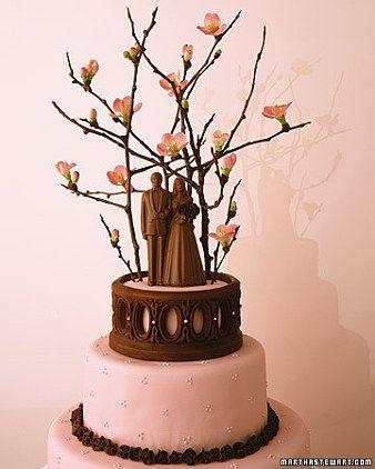 Najpiękniejsze torty sezonu   Bridelle