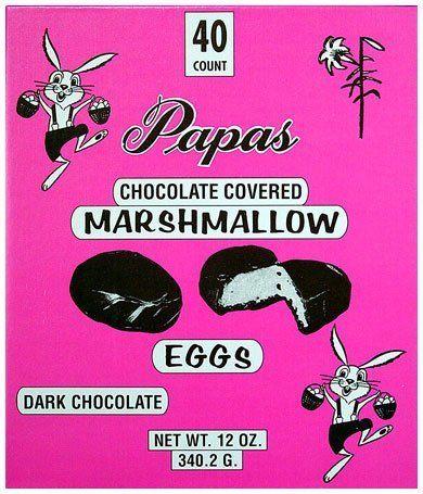 Papas Dark Chocolate Covered Marshmal...: