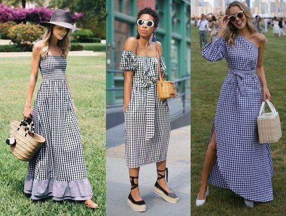 Tendência: Estampa Vichy - Carol Doria, trend, plaid, xadrez, como usar, looks, inspiração, outfit