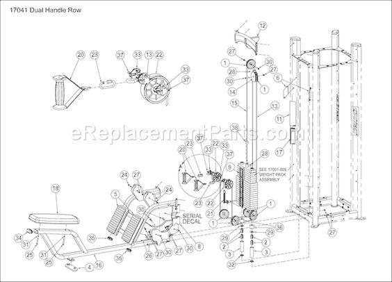 Plans to build a Cybex 17041 Jungle Gym schematics Dual