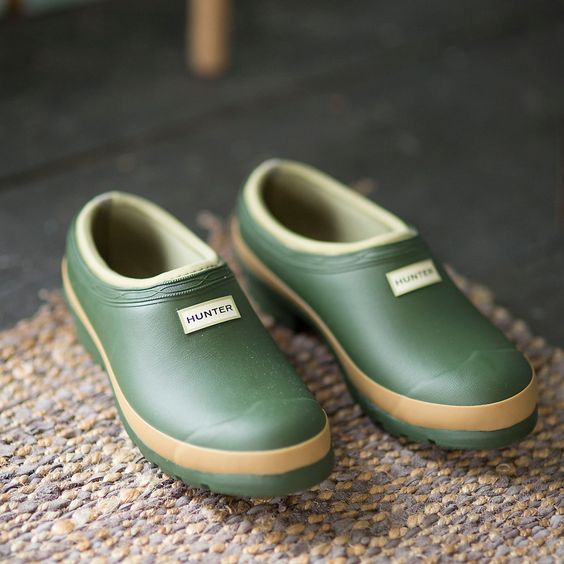 Hunter Garden Clogs Gardens Clogs and Products
