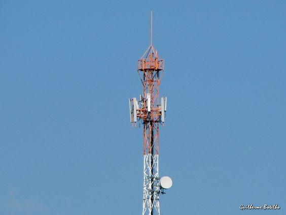 Torre de telefonia móvel.