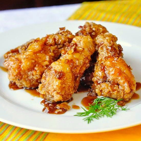 Best chicken wing sauce recipe