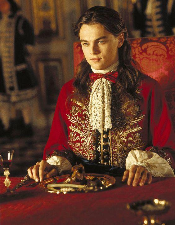 Louis XIV dans « L'homme au masque de fer » de Randall Wallace