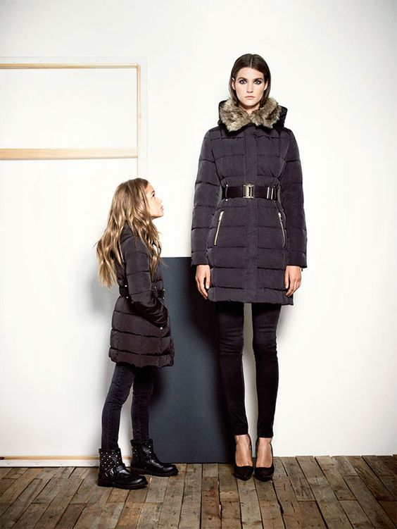 Mini Me, moda para mamás e hijas de Mango: