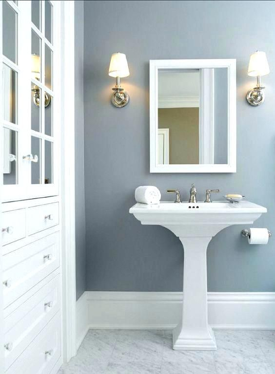 Powder Room Colors Google Search Home Choosing Paint Colours Painting Bathroom