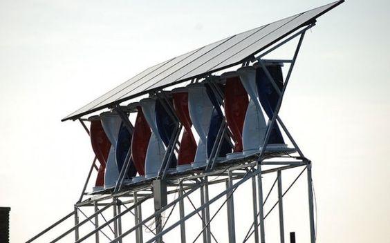 Solar Mill