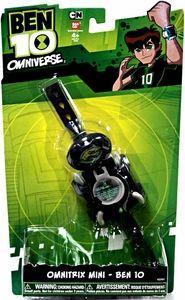 Omniverse Watch Omnitrix Mini Ben 10 Roleplay Toy | Minis ...